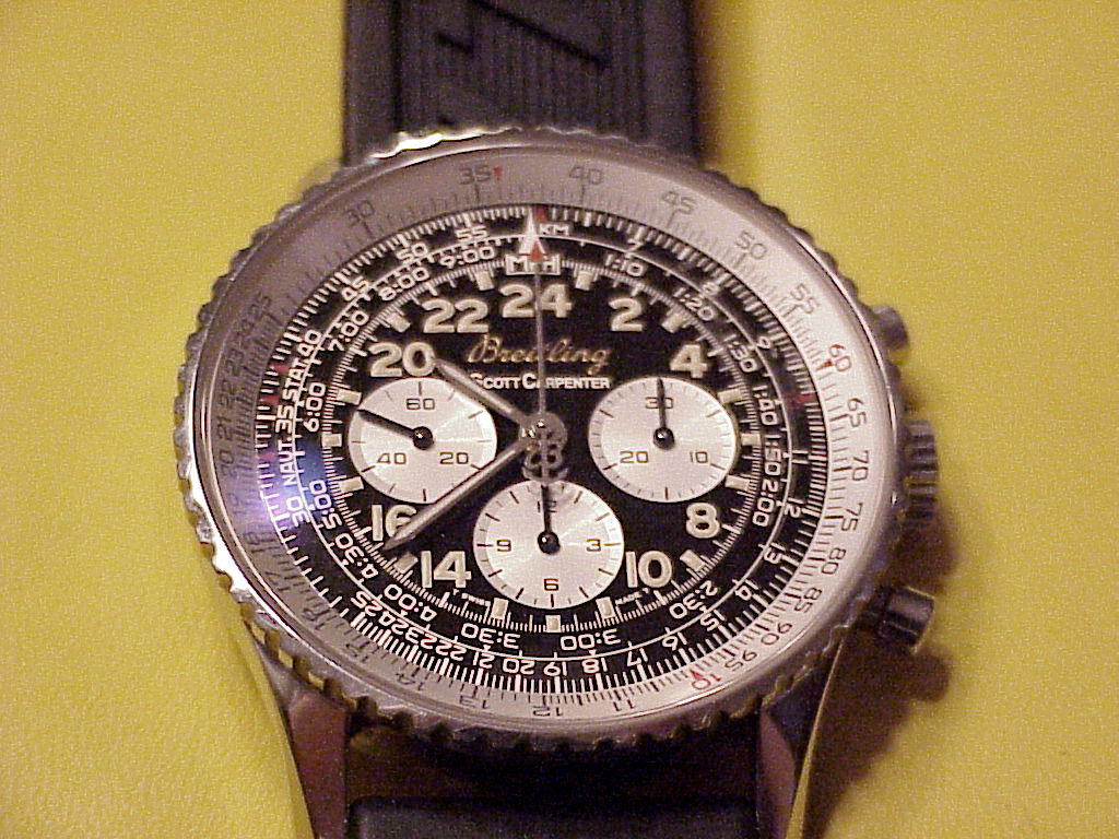 Breitling Cosmonaute Scott Carpenter Cosmonaute_3