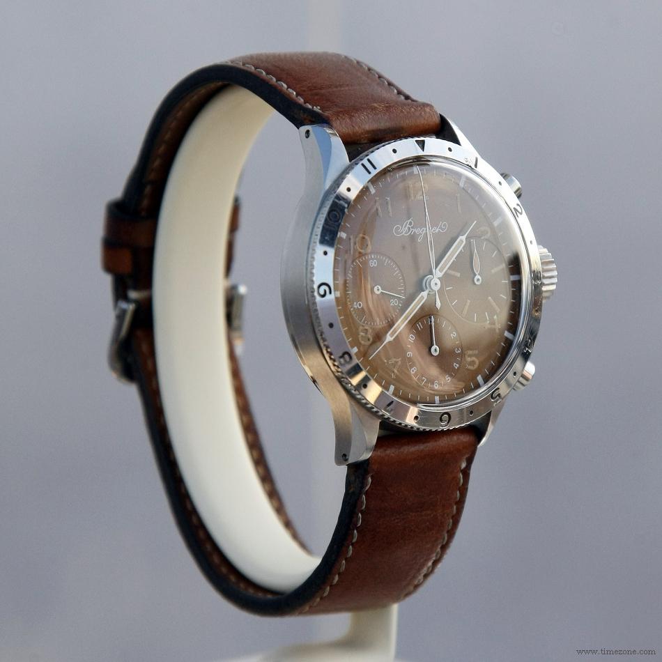 Breguet Watchmaker Aviator Innovator, Breguet First Generation Type 20, Breguet Type 20