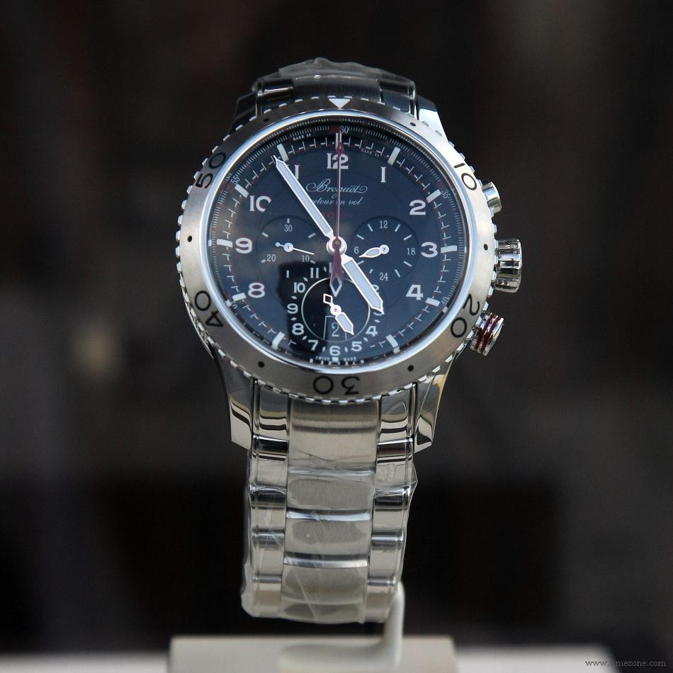Breguet Watchmaker Aviator Innovator, Intrepid, Breguet Type XXII, Type XXII 10Hz