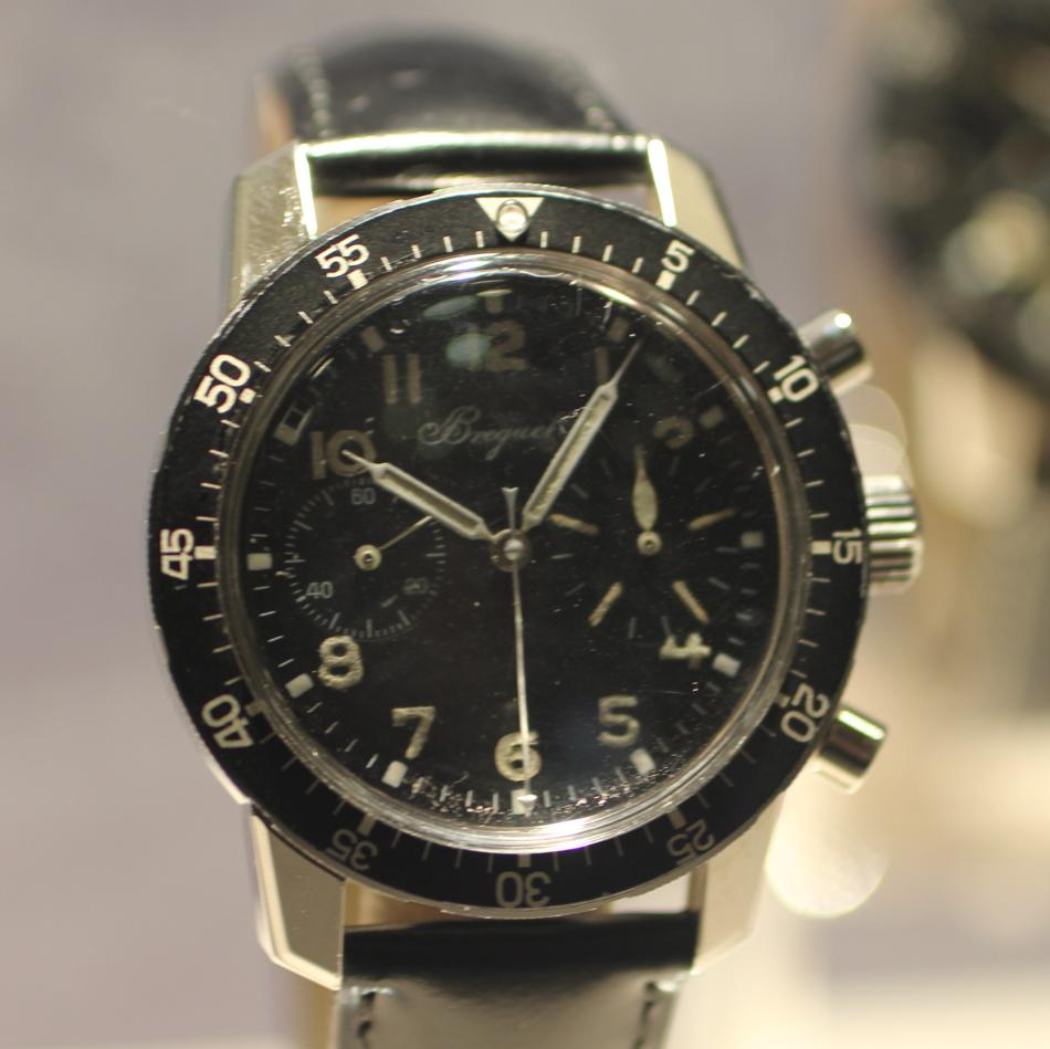 Breguet Watchmaker Aviator Innovator, Breguet Second Generation Type XX, Breguet Type XX, Breguet Type 20, Breguet No 21122