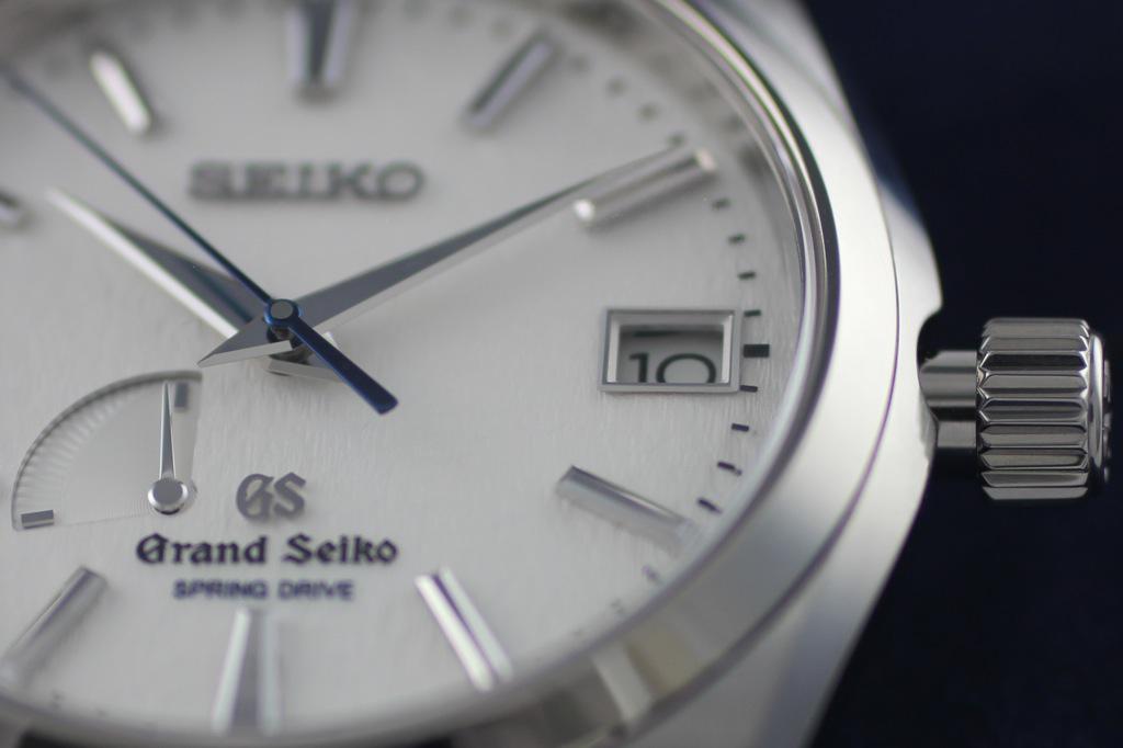 Grand Seiko Snowflake, GS Snowflake