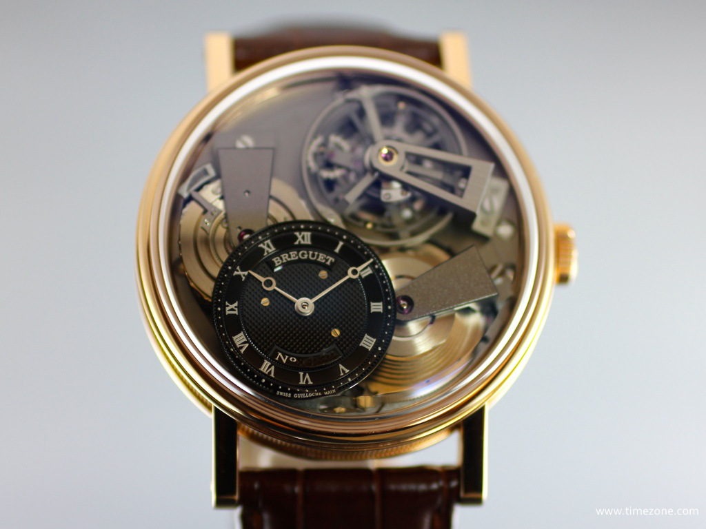 Breguet Tradition Tourbillon Tradition Fusée Tourbillon