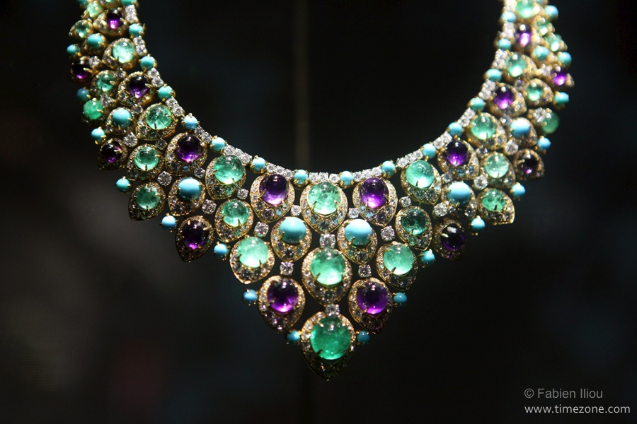 Quot The Art Of Bulgari Quot Exhibition At The De Young Museum In