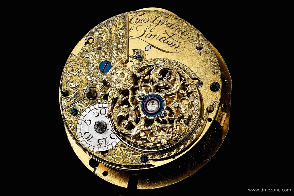 Graham Tourbillon Orrery, Geo.Graham Tourbillon Orrery, 2GGBP.B01A, Graham central tourbillon