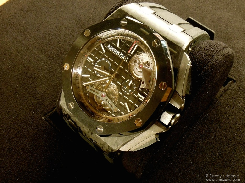 Audemars Piguet Royal Oak Offshore Self-Winding Tourbillon Chronograph, ROO STC