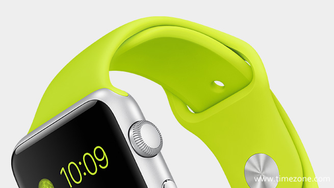 Apple Watch, Digital Crown, Digital Touch