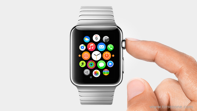 Apple Watch, Apple Watch Sport, Apple Watch Edition, Digital Crown, Digital Touch