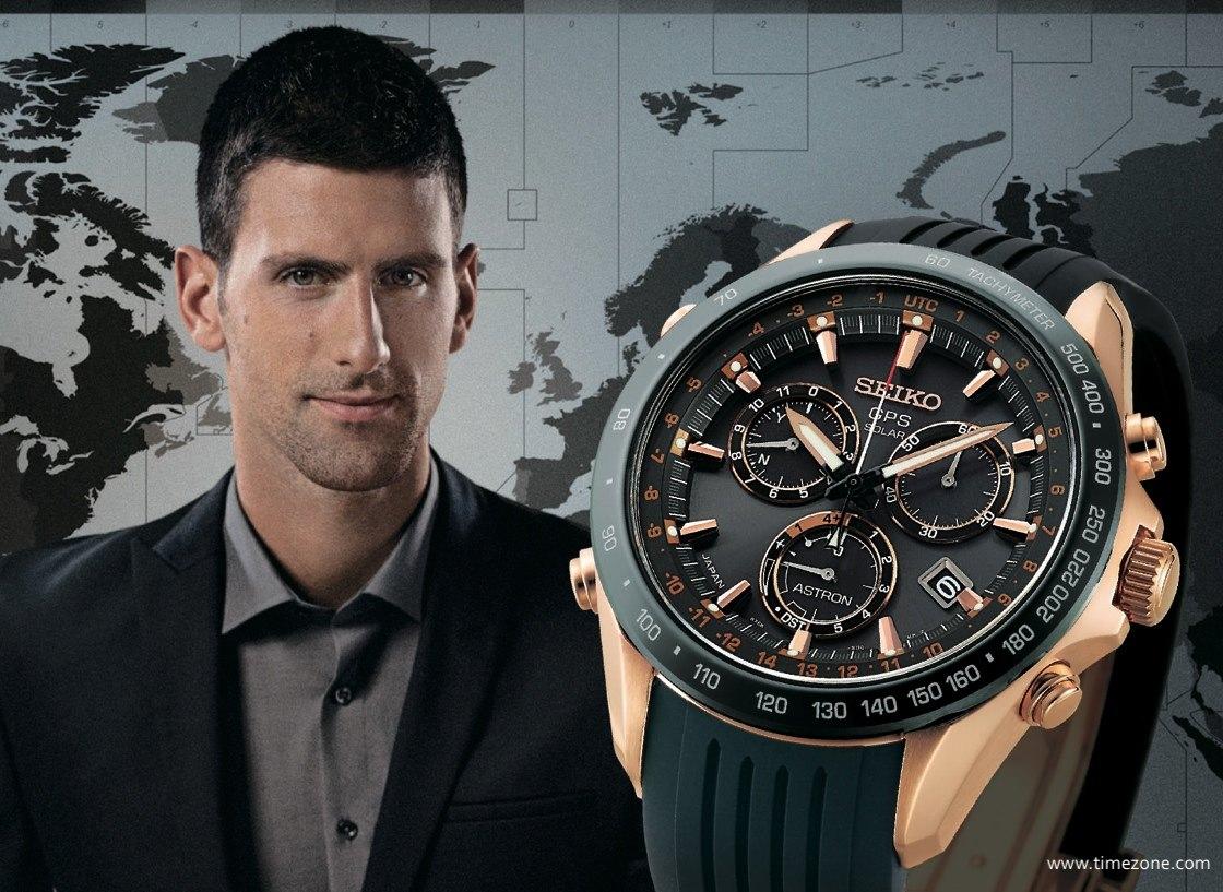 Astron GPS Solar Novak Djokovic Limited Edition, Astron Novak Djokovic, Seiko Novak, Astron Novak, Seiko Djokovic, Astron Djokovic, Seiko SSE022