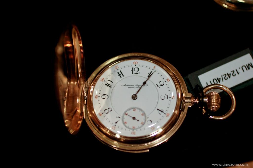 Audemars Piguet Peninsula Beverly Hills, Michael Friedman Audemars Historian, Audemars Piguet Minute Repeater 1891, Audemars Piguet tumbling numerals