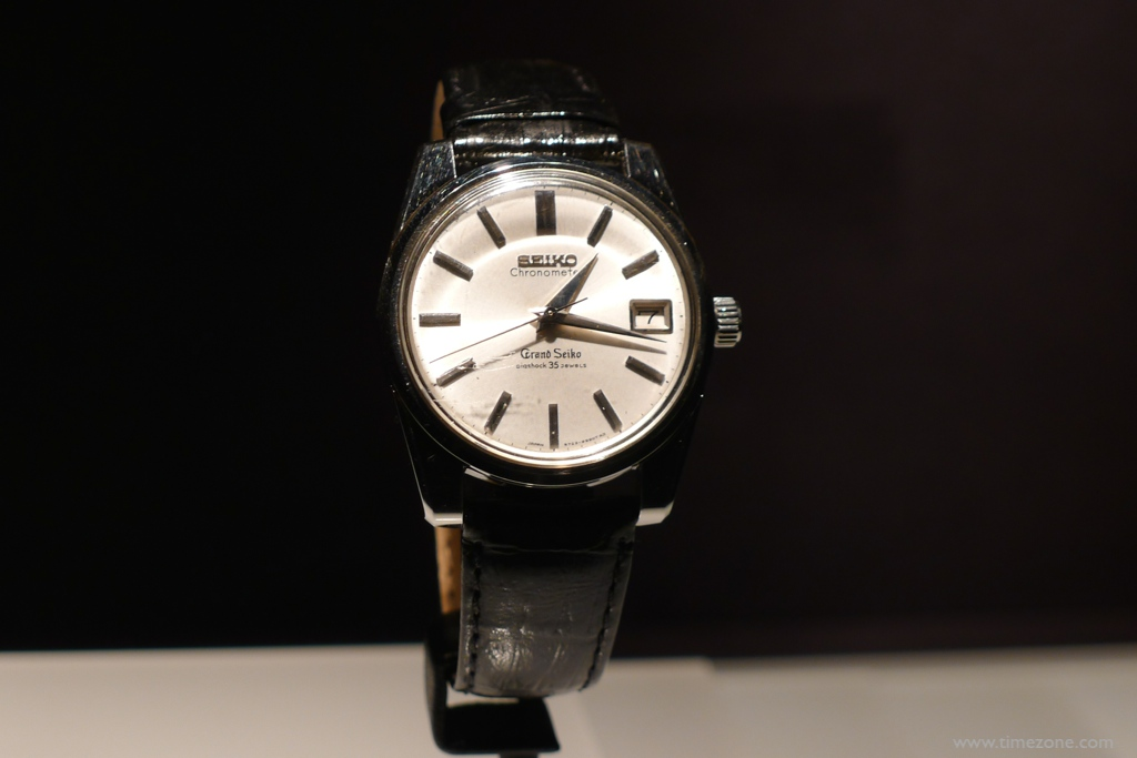 Grand Seiko Historical Collection Self-Dater, Second Grand Seiko 1964