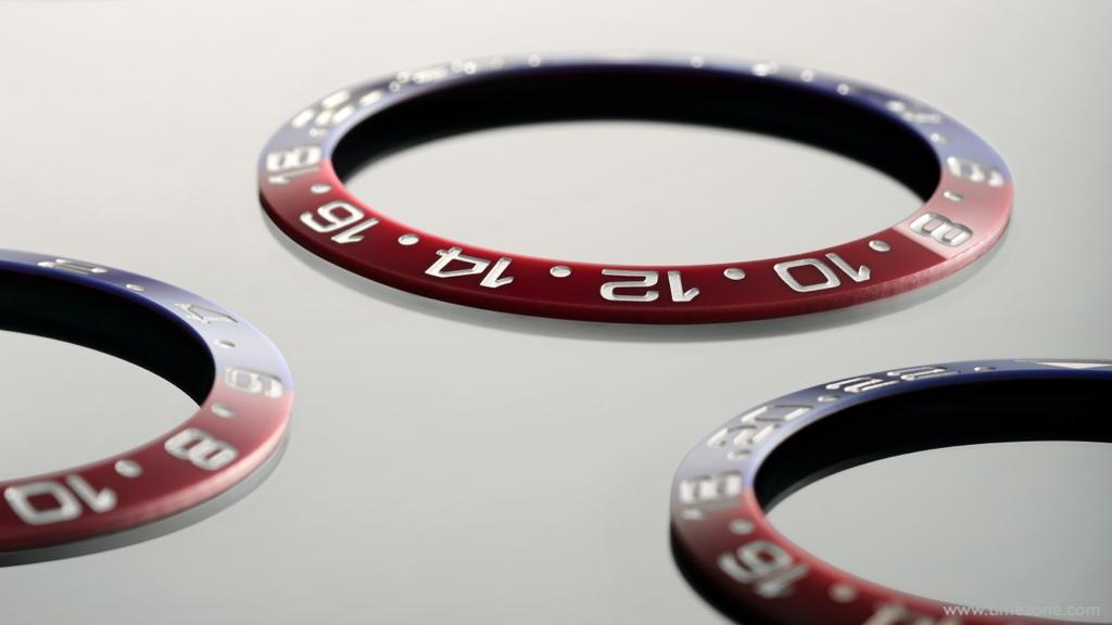 Rolex Cerachrom Bezel, Rolex ceramic, GMT Master Plexiglas, Rolex Pepsi GMT Rolex GMT-Master II