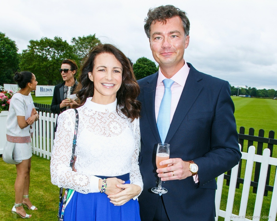 Cartier Queen's Cup, Kristin Davis, Kristin Davis Cartier, Laurent Feniou, HM The Queen Cartier, 30 Years of Cartier at Guards Polo Club