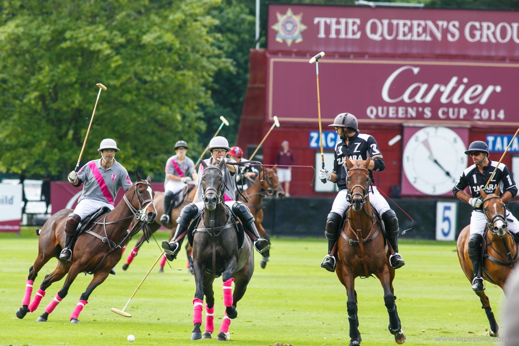 Cartier Queen's Cup, HM The Queen Cartier, 30 Years of Cartier at Guards Polo Club