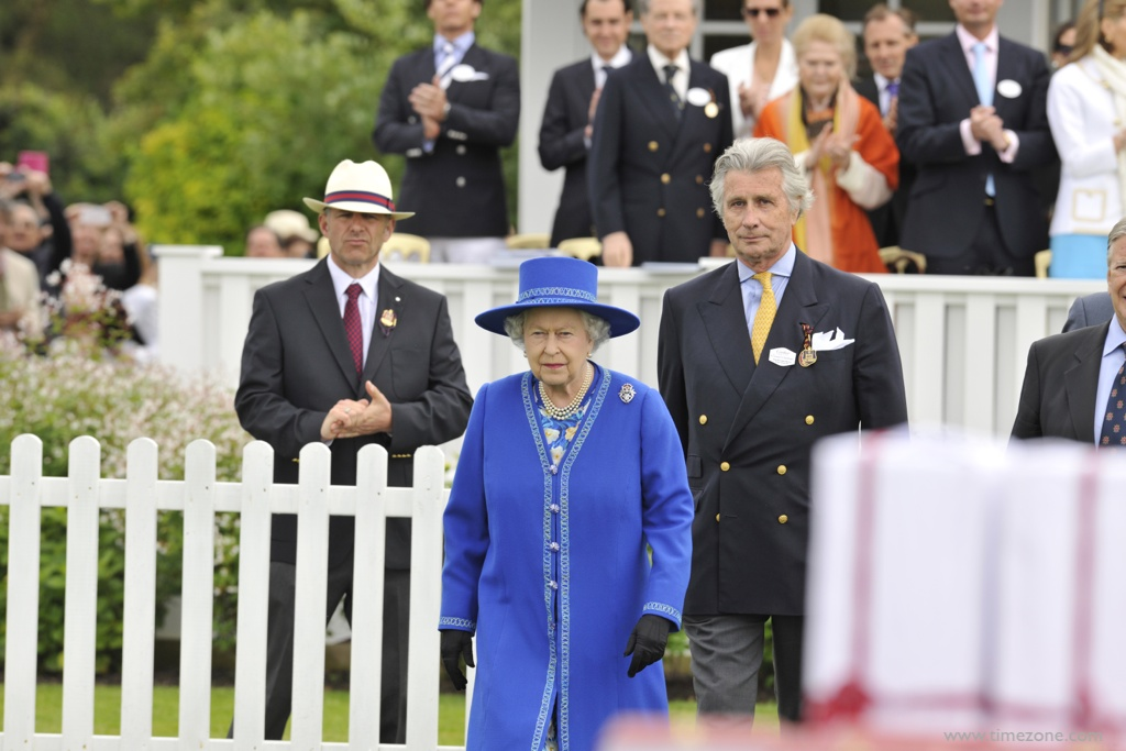 Cartier Queen's Cup, HM The Queen Cartier, HM The Queen Polo, Queen Elizabeth II, Queen Elizabeth Zacara, 30 Years of Cartier at Guards Polo Club, Arnaud Bamberger