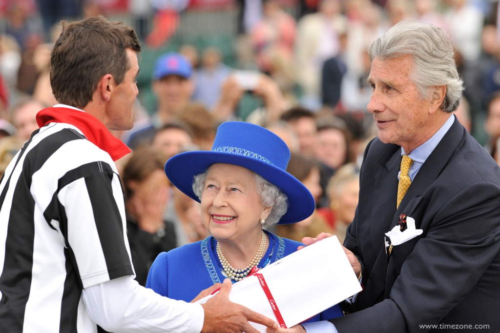 Cartier Queen's Cup, HM The Queen Cartier, HM The Queen, Queen Elizabeth II, Queen Elizabeth Zacara, 30 Years of Cartier at Guards Polo Club