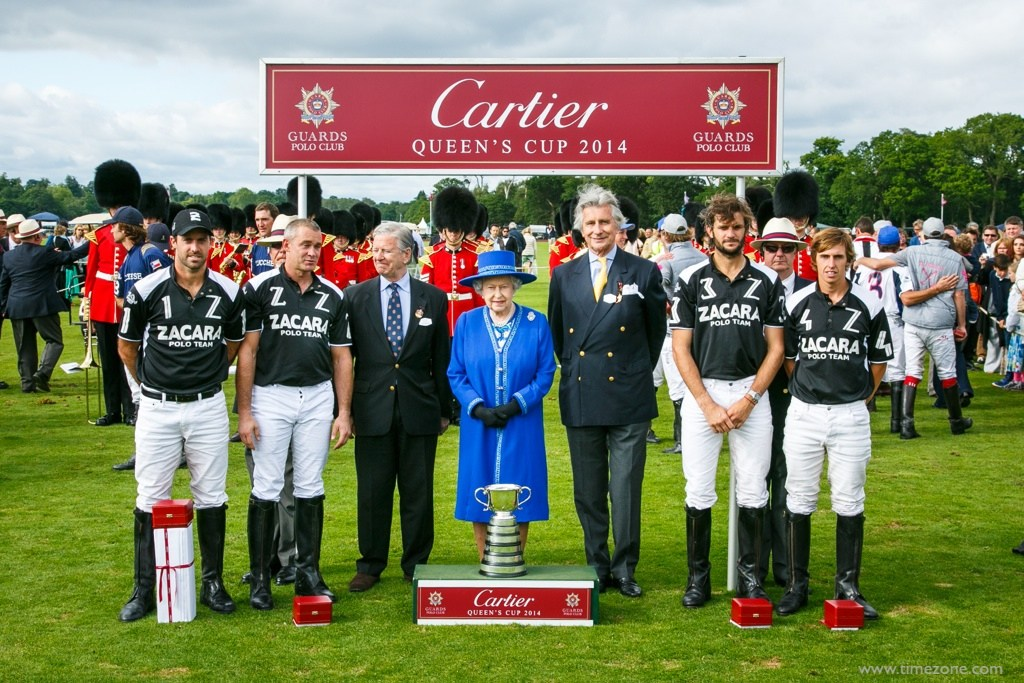 Cartier Queen's Cup, HM The Queen Cartier, 30 Years of Cartier at Guards Polo Club, Arnaud Bamberger