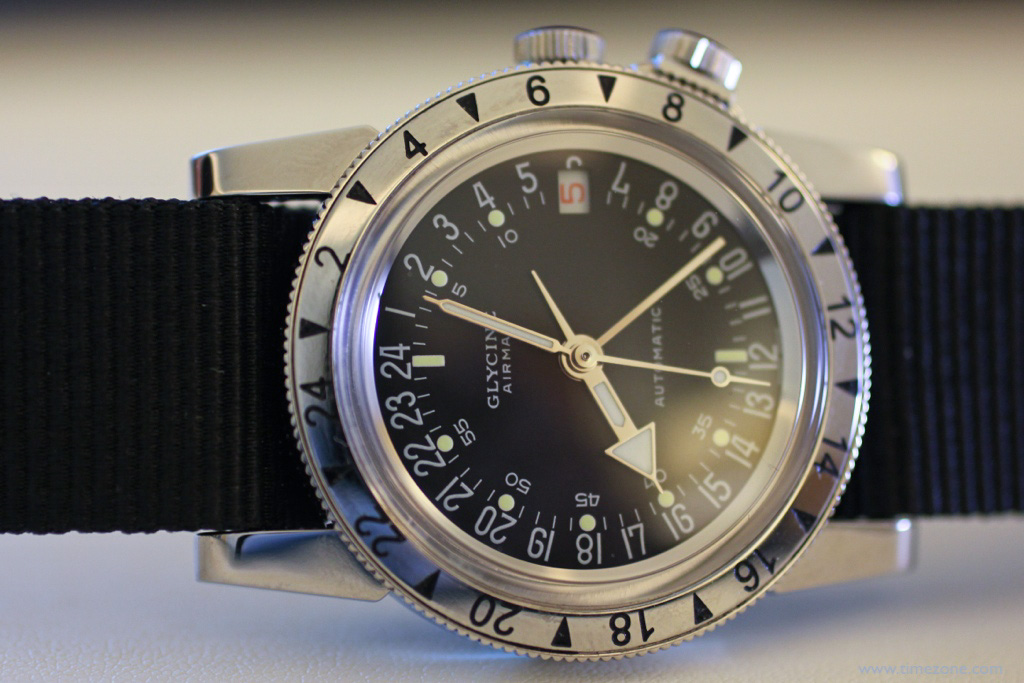 Airman No. 1, Glycine Airman No.1