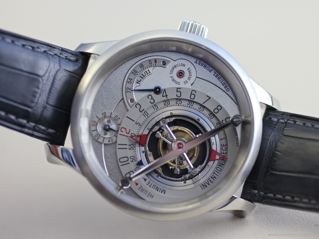 Greubel Forsey Invention Piece 1, Greubel Forsey Double Tourbillon 30°, Greubel DT30