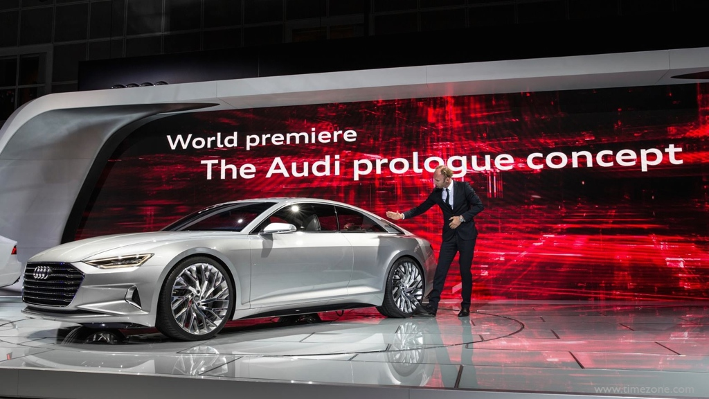 Audi Prologue, Audi Prologue Concept