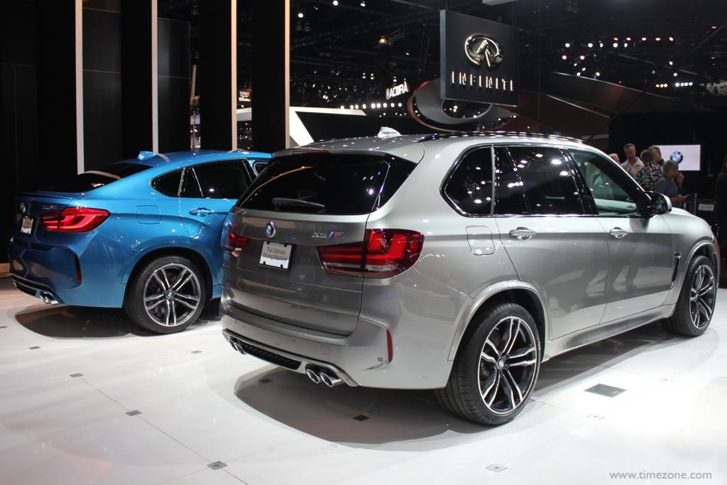 BMW X5 M SUV, BMW X5M, LA Auto Show BMW