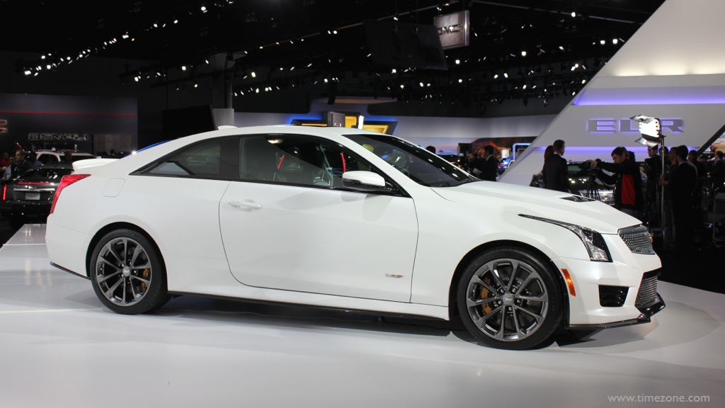 Cadillac ATS-V, ATS-V Coupe, LA Auto Show Cadillac