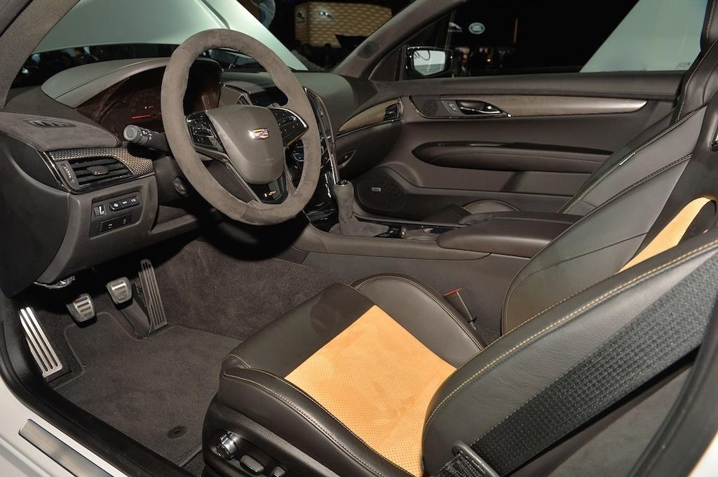 Cadillac ATS-V, ATS-V Sedan, LA Auto Show Cadillac