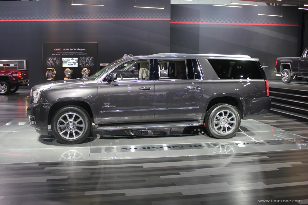 GMC Canyon, 2015 GMC Canyon, LA Auto Show GMC