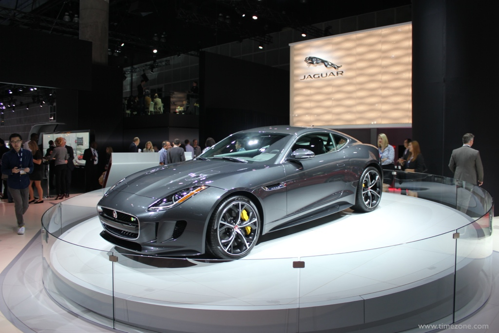 F-Type R with AWD, 2016 F-Type R, LA Auto Show Jaguar
