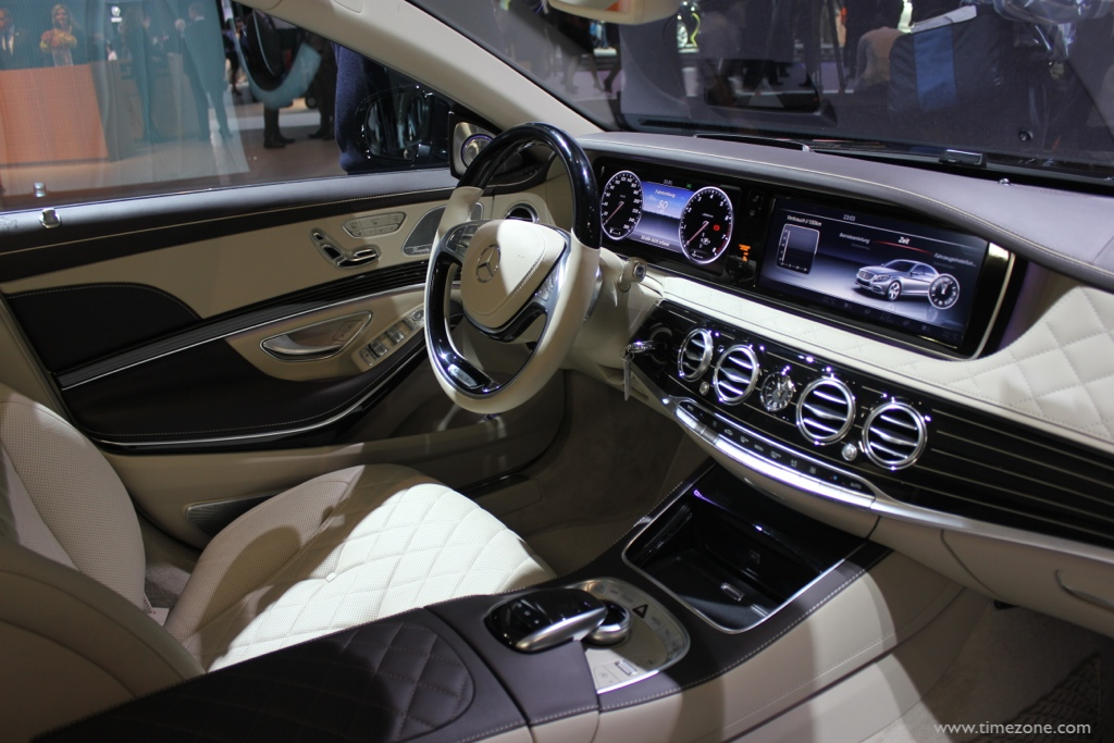 Maybach S600, Mercedes Maybach, LA Auto Show Mercedes-Benz