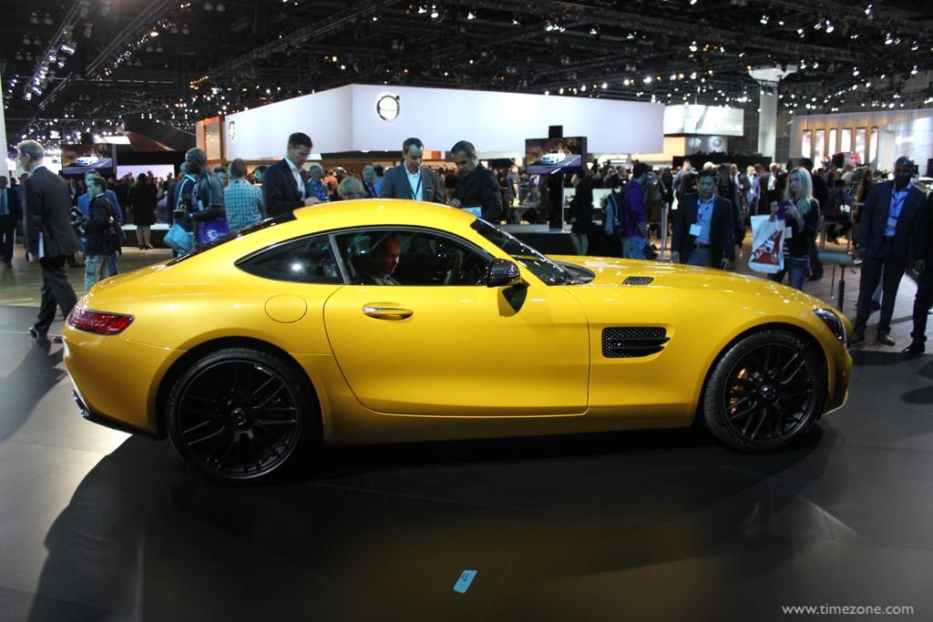 Mercedes-AMG GT S, Mercedes AMG, LA Auto Show Mercedes-Benz