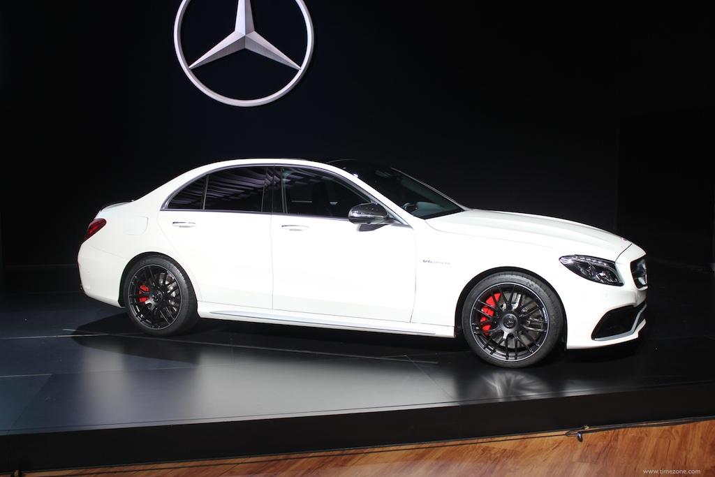2015 Mercedes-Benz CLS63 AMG, CLS63 AMG S, LA Auto Show Mercedes-Benz