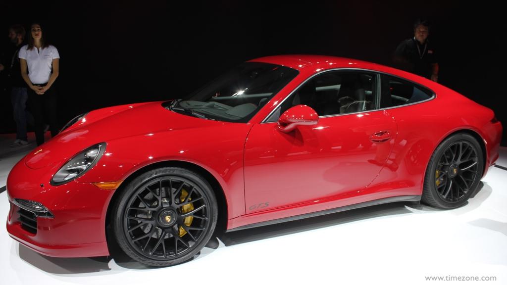911 GTS, 911 Carrera GTS coupe, Porsche 911 Carrera GTS, LA Auto Show Porsche