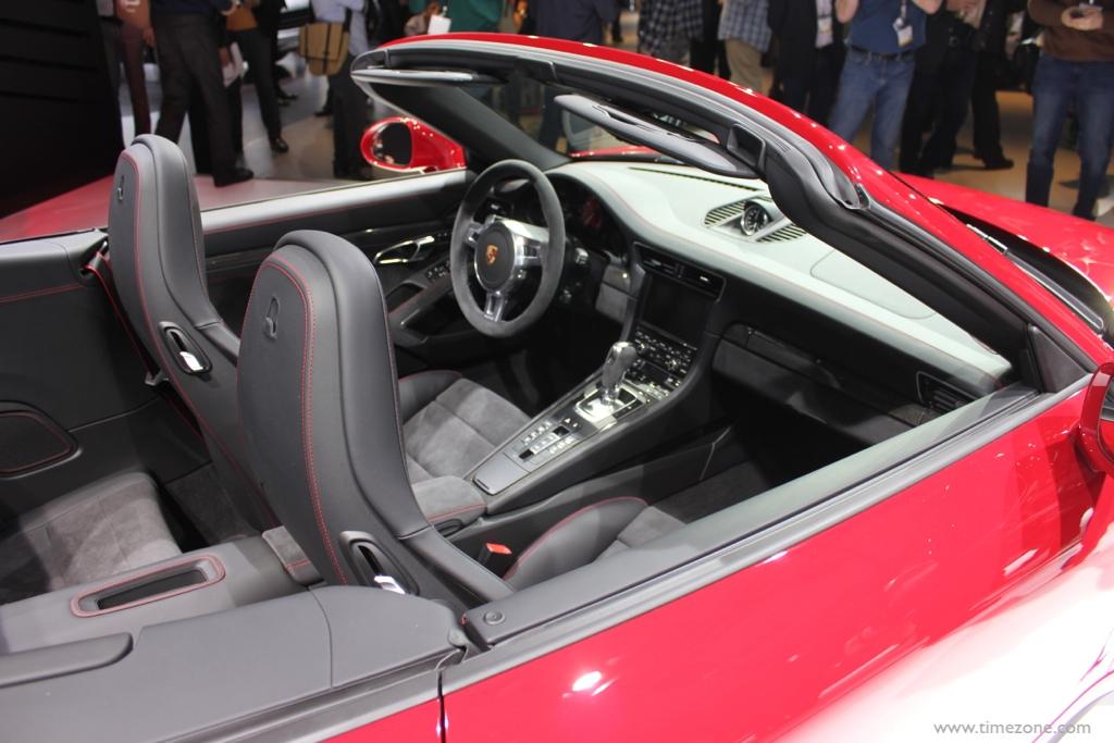 911 GTS, 911 Carrera GTS cabriolet, Porsche 911 Carrera GTS, LA Auto Show Porsche