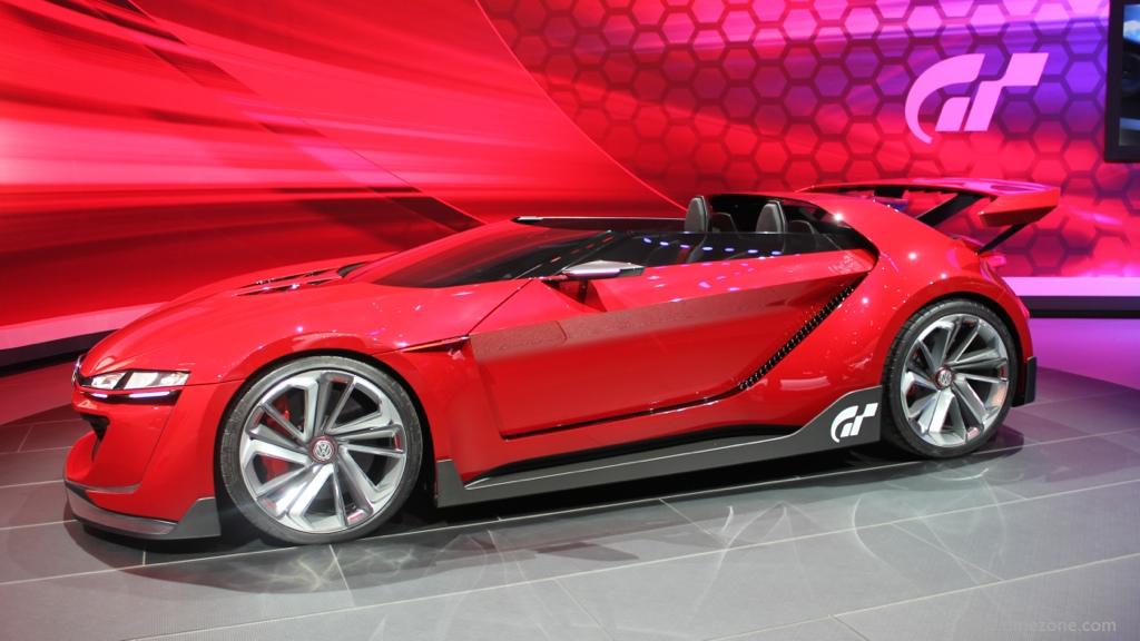 Volkswagen GTI Roadster, GTI Roadster concept, LA Auto Show Volkswagen