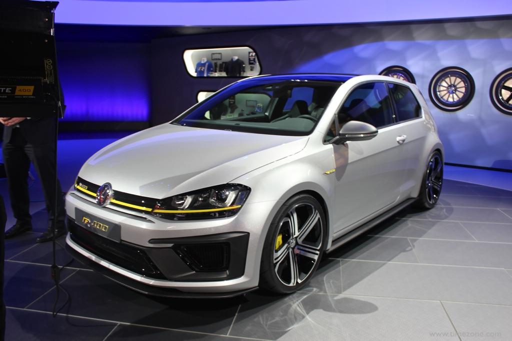Volkswagen Golf R 400 concept, Golf R400 concept, LA Auto Show Volkswagen
