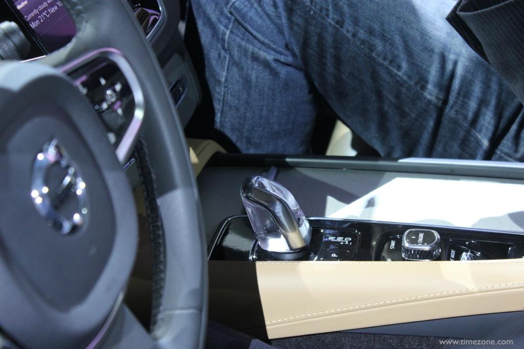 Volvo XC90 Inscription, XC90 Orrefors, 2016 XC90, LA Auto Show Volvo