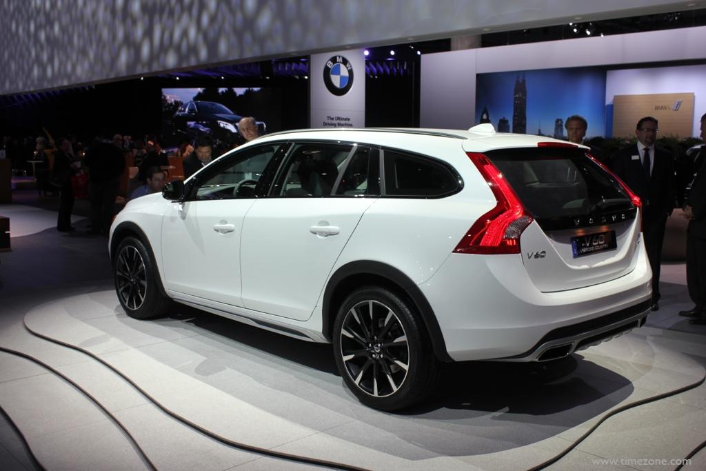 Volvo V60, 2016 v60, LA Auto Show Volvo
