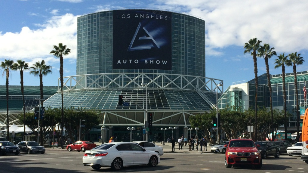 TimeZone Automotive Press Day Car Debuts At The LA Auto Show - Auto convention