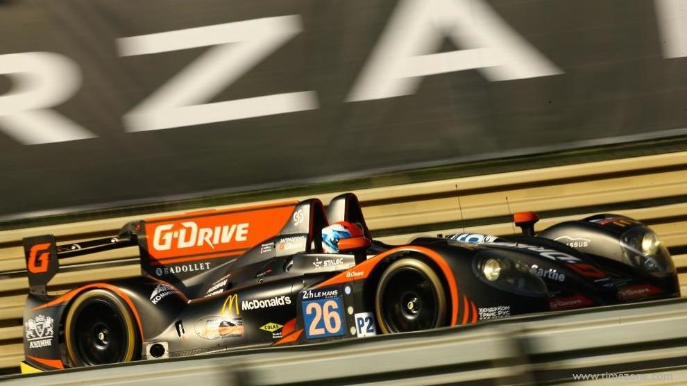 G-Drive Racing #26, Badollet Le Mans, Badollet 24 Heures du Mans