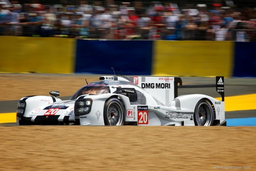 Chopard Porsche Team, #20 Porsche 919 Hybrid, Chopard 24 Heures du Mans