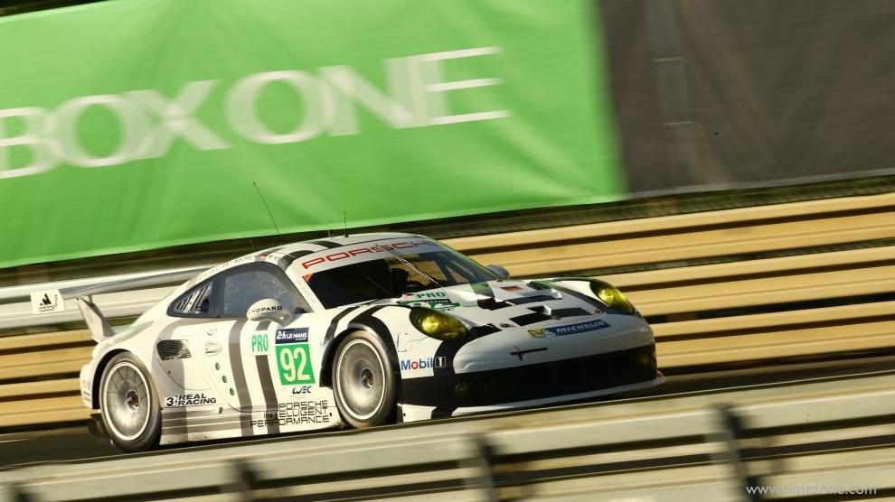 Chopard Porsche Team, #92 Porsche 911 RSR, Chopard Le Mans, Chopard 24 Heures du Mans