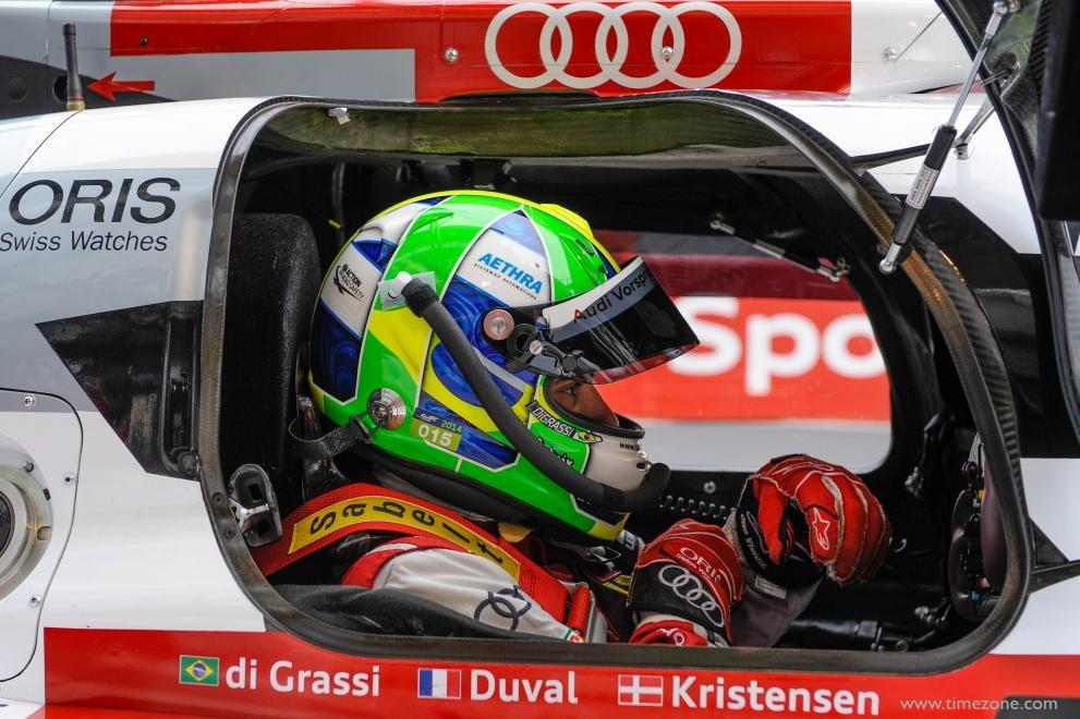 Oris Audi, Audi Sport Team Joest, Audi R18 e-tron quattro, #2 Audi R18