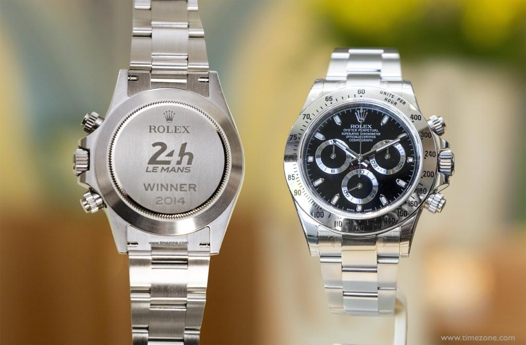 Rolex Le Mans, Le Mans Official Timepiece, Rolex Le Mans Daytona