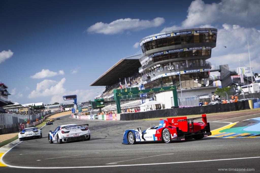 Le Mans #37 SMP RACING, Nissan Oreca 03R, Rolex 24 Heures du Mans