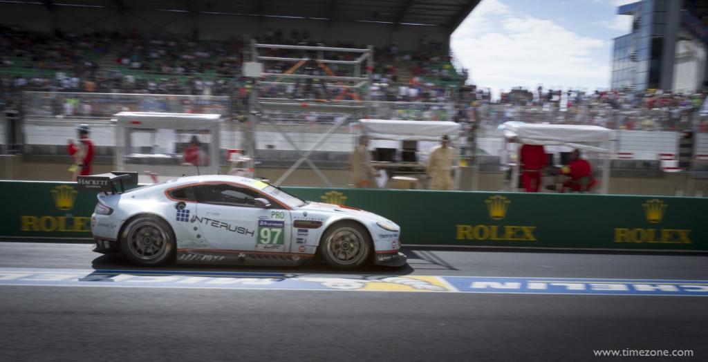 Le Mans #97 ASTON MARTIN RACING, Aston Martin Vantage V8, Rolex 24 Heures du Mans