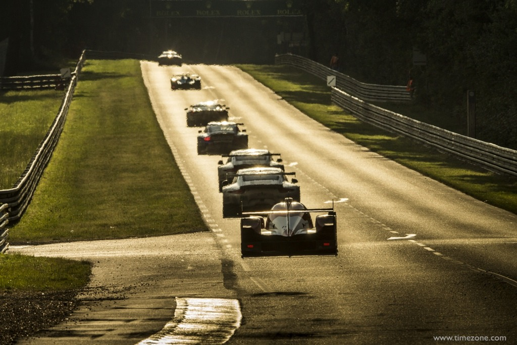Le Mans Mulsanne Corner, Rolex 24 Heures du Mans