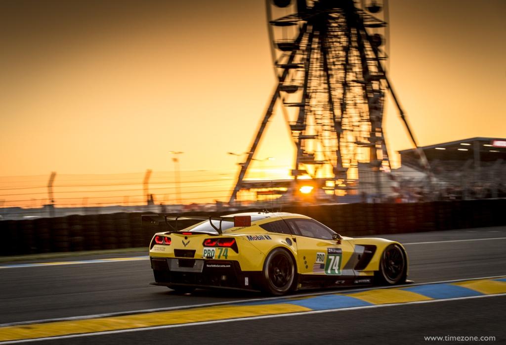 Le Mans #74 CORVETTE RACING, Corvette C7, Rolex 24 Heures du Mans