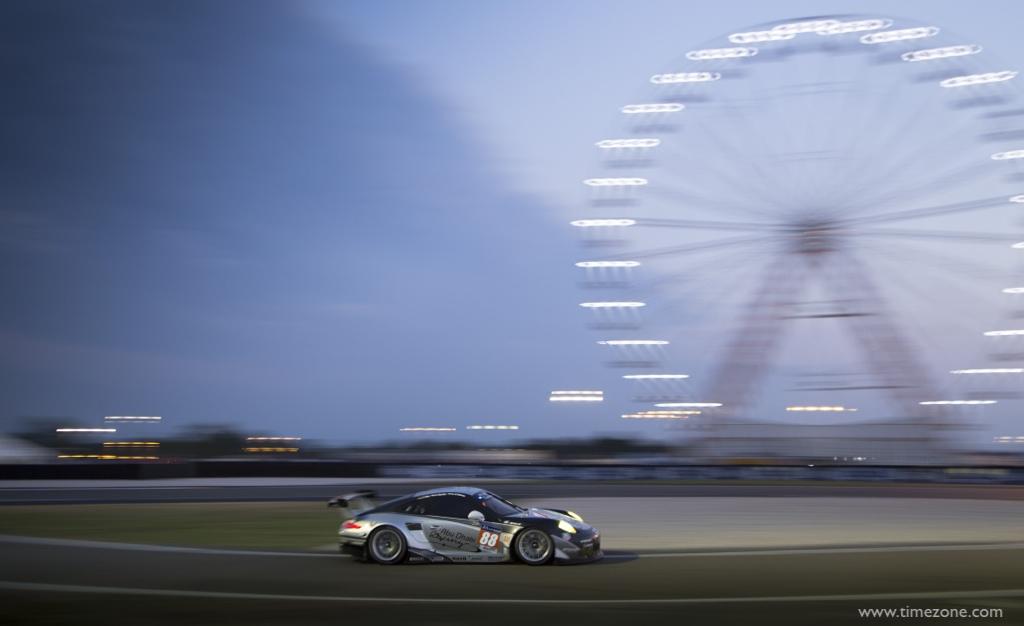 Le Mans #88 PROTON COMPETITION, Porsche 911 RSR, Rolex 24 Heures du Mans