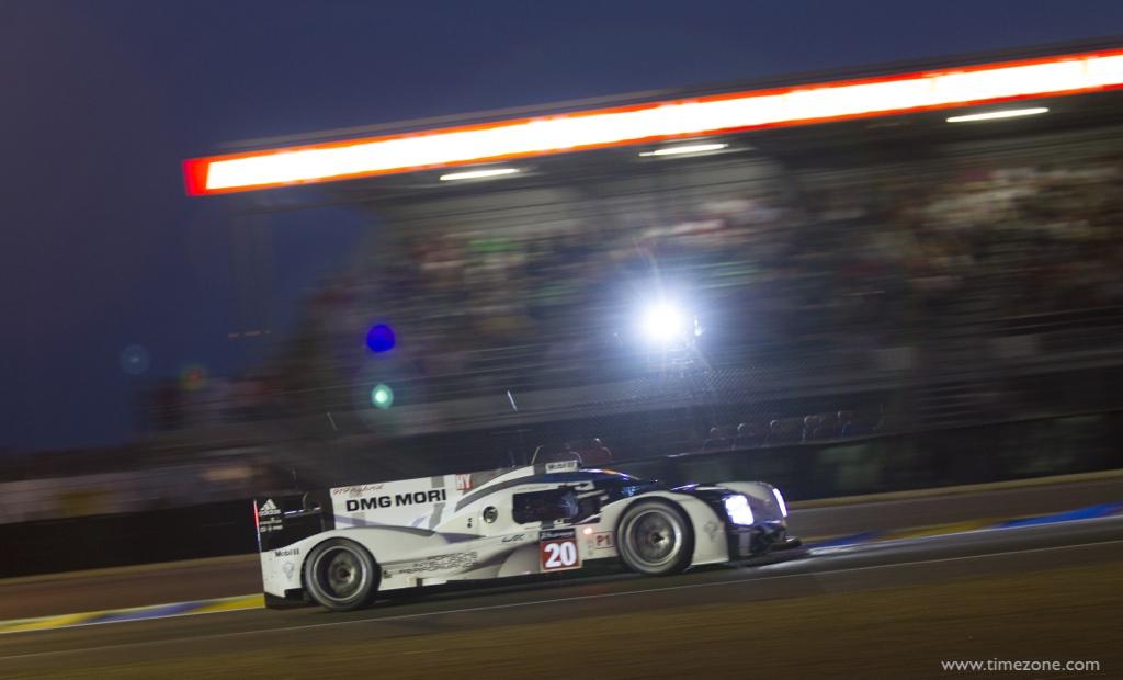 Le Mans #20 PORSCHE TEAM, Porsche 919 Hybrid, Rolex 24 Heures du Mans