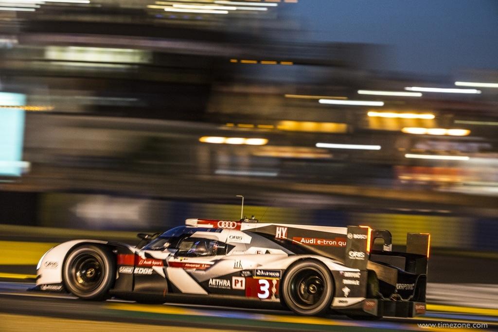 Le Mans #3 AUDI SPORT TEAM JOEST, Audi R18 e-tron quattro, Rolex 24 Heures du Mans